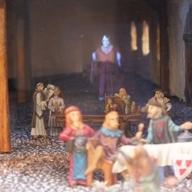 "World Heritage Site exhibition ""The Historic Town of Goslar"" - Tin Figure Museum"