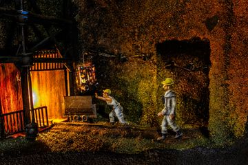 The Rammelsberg Mine exhibition